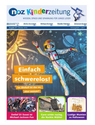 noz Kinderzeitung 10 - 2018