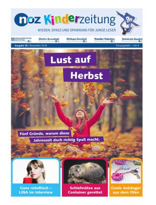 noz Kinderzeitung 11 - 2018
