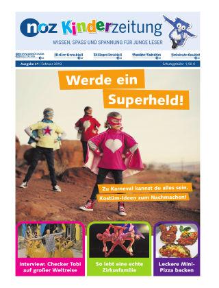noz Kinderzeitung 2 - 2019
