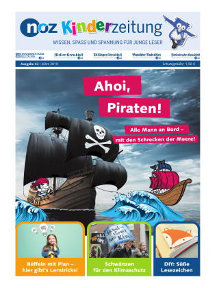 noz Kinderzeitung 3 - 2019