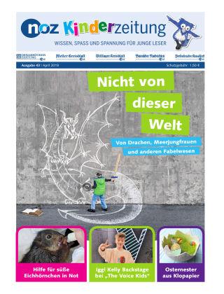 noz Kinderzeitung 4 - 2019
