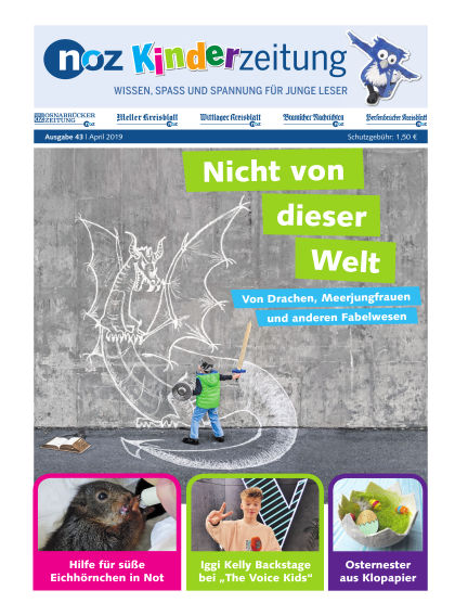 noz Kinderzeitung April 05, 2019 00:00