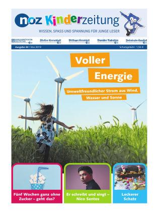 noz Kinderzeitung 5 - 2019