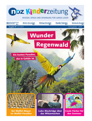 noz Kinderzeitung 6 - 2019