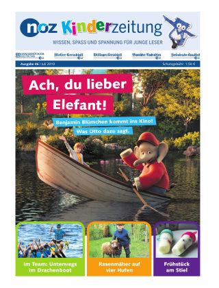 noz Kinderzeitung 7 - 2019