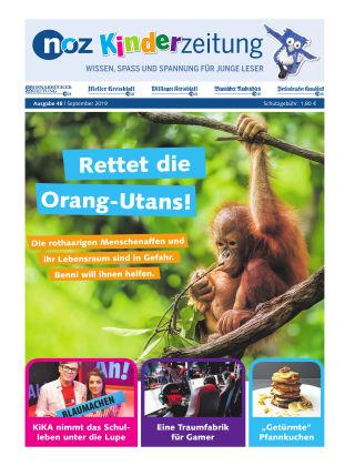noz Kinderzeitung 9 - 2019