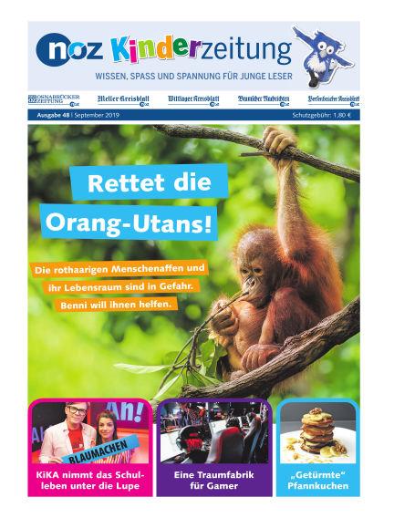 noz Kinderzeitung September 06, 2019 00:00