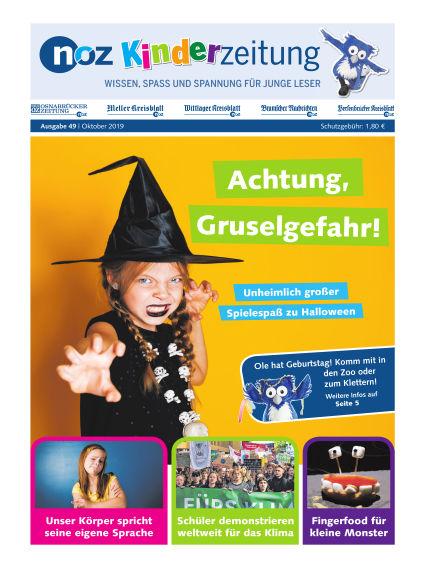 noz Kinderzeitung October 04, 2019 00:00
