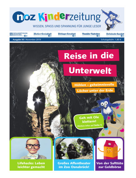 noz Kinderzeitung November 01, 2019 00:00