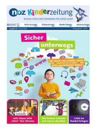 noz Kinderzeitung 1 - 2020