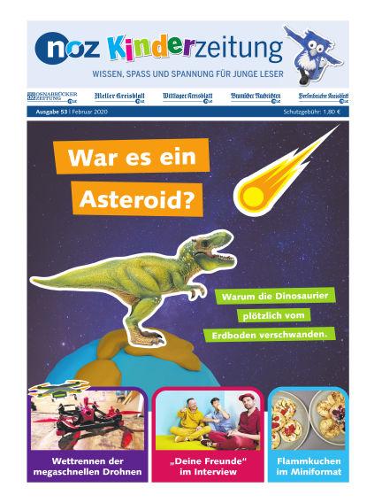 noz Kinderzeitung February 07, 2020 00:00