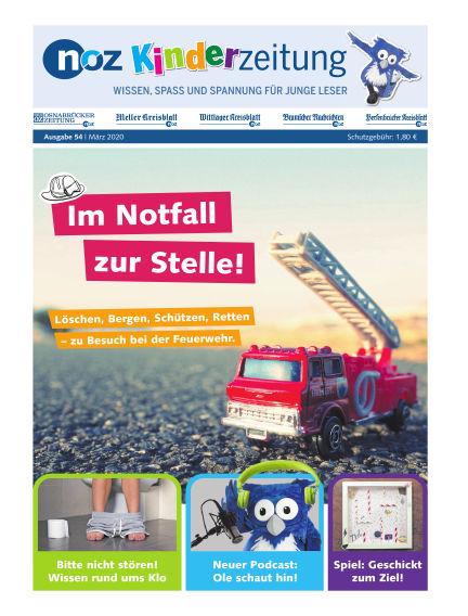 noz Kinderzeitung March 06, 2020 00:00