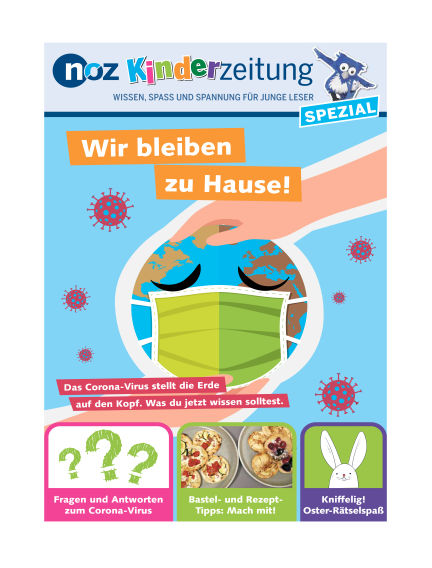noz Kinderzeitung March 27, 2020 00:00