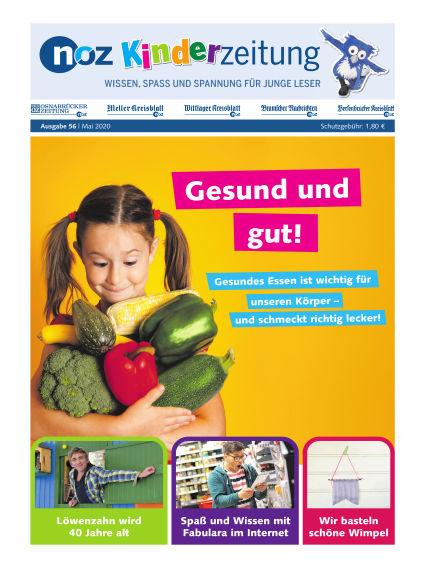 noz Kinderzeitung May 08, 2020 00:00