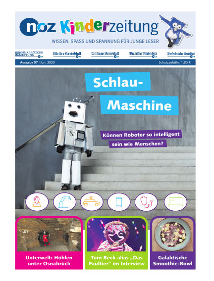 noz Kinderzeitung June 05, 2020 00:00