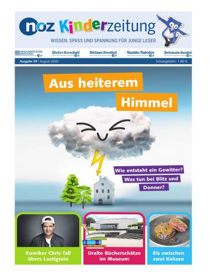 noz Kinderzeitung August 07, 2020 00:00