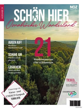 Schön Hier – Osnabrücker Wanderland 1/2019