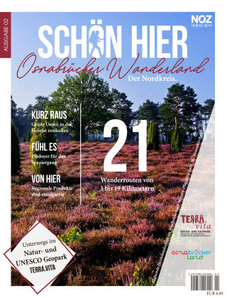 Schön Hier – Osnabrücker Wanderland 1/2020