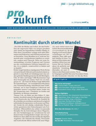 proZukunft 4/2018
