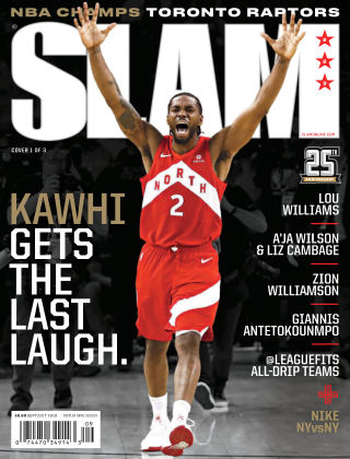 Slam Sep-Oct 2019