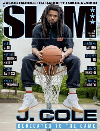 Slam June July 2021