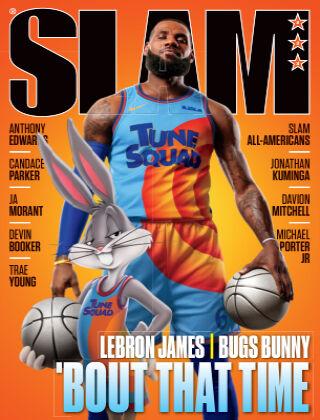 Slam August Sept 2021