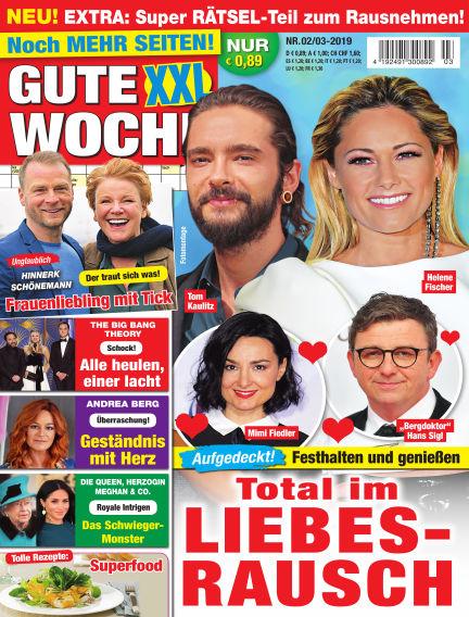 Gute Woche January 25, 2019 00:00