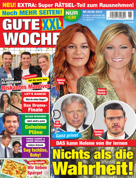 Gute Woche May 03, 2019 00:00