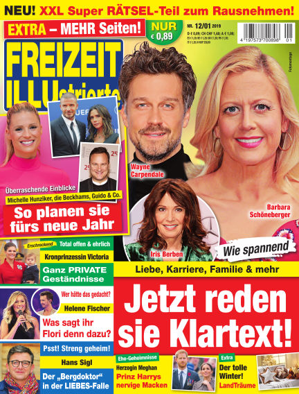 Freizeit Illustrierte December 05, 2018 00:00