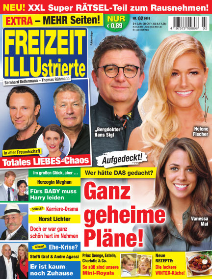 Freizeit Illustrierte January 24, 2019 00:00