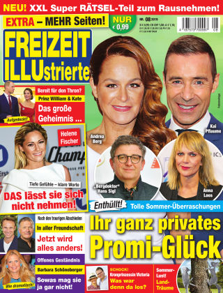 Freizeit Illustrierte 08-2019