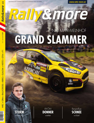 Rally&more Heft 3 2018