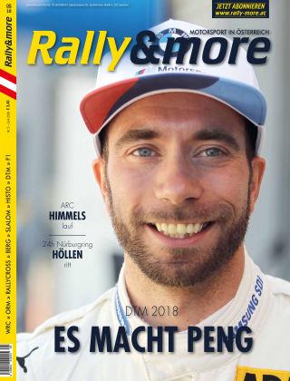 Rally&more Heft 5 2018