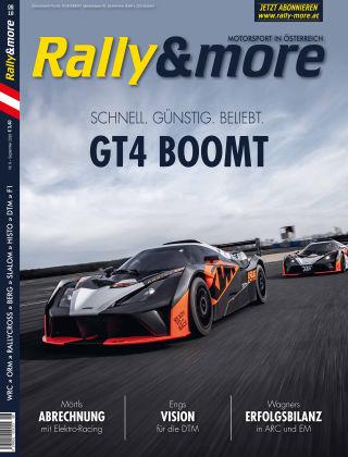 Rally&more Heft 8/2018