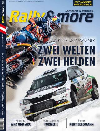 Rally&more Heft 1/2019