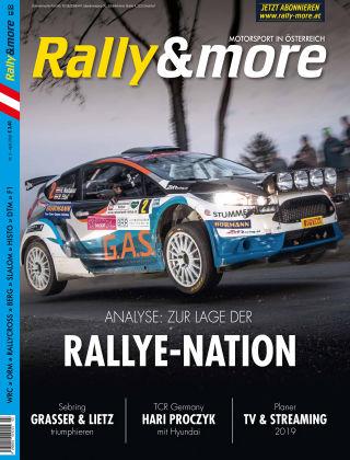 Rally&more Heft 03/2019