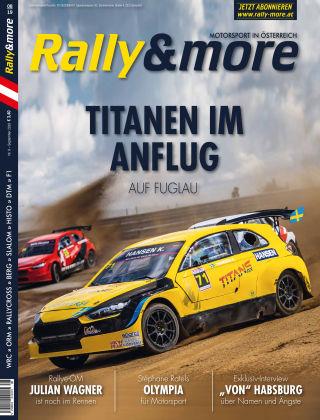 Rally&more Heft 8/2019