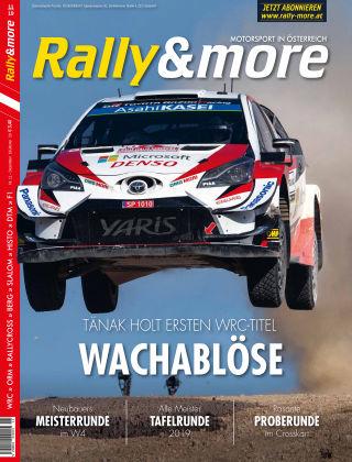 Rally&more Heft 11/2019