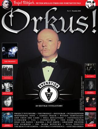 Orkus! November 2018