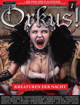 Orkus! Dez. 2018/Jan. 2019