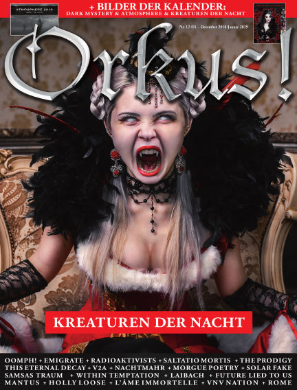 Orkus! November 24, 2018 00:00