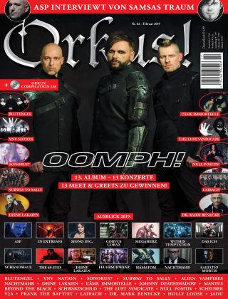 Orkus! Februar 2019