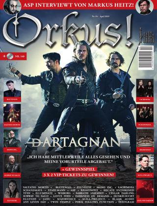 Orkus! April 2019