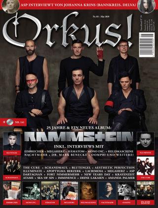 Orkus! Mai 2019