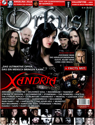 Orkus! Mai 2014