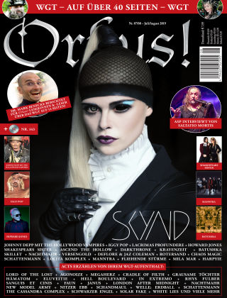 Orkus! Juli/August 2019