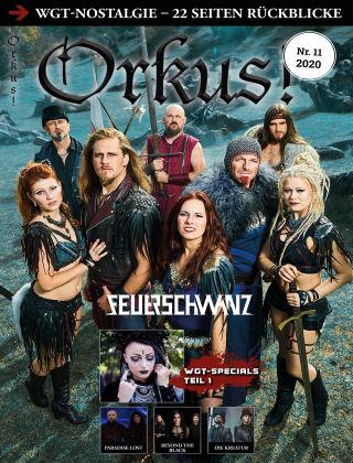 Orkus! Nr. 11/2020