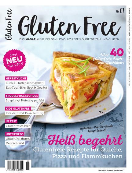 Gluten Free July 20, 2017 00:00