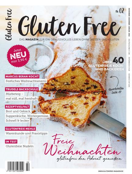 Gluten Free November 11, 2017 00:00