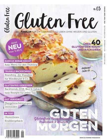 Gluten Free January 18, 2018 00:00